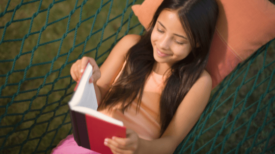 Use Summer Reading to Recharge After a Stressful Year