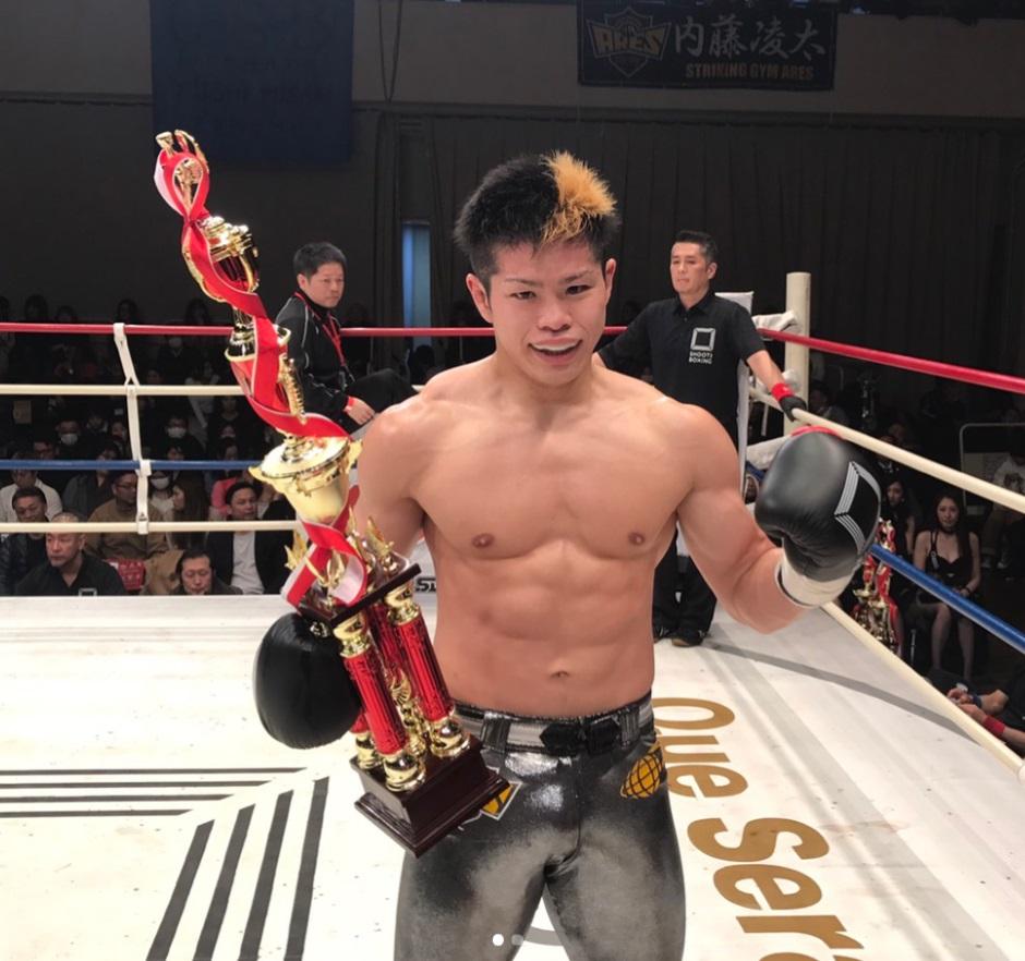 鈴木博昭はONEでも強い!筋肉や結婚、試合について【シュートボクシング】