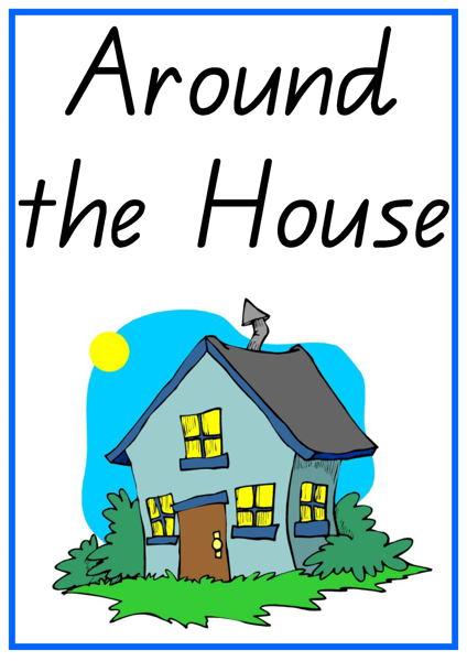 150 House Vocabulary Words