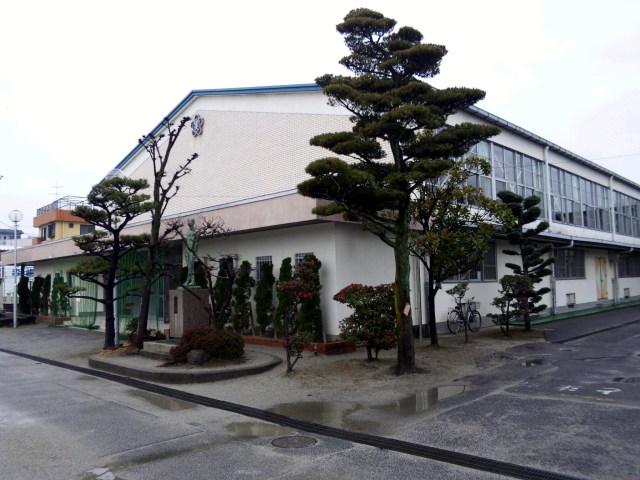 黒田小学校体育館
