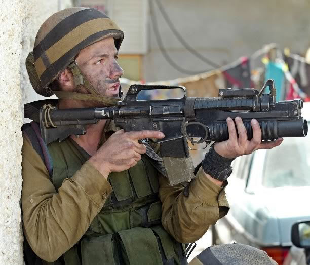 m203-and-carbine-idf