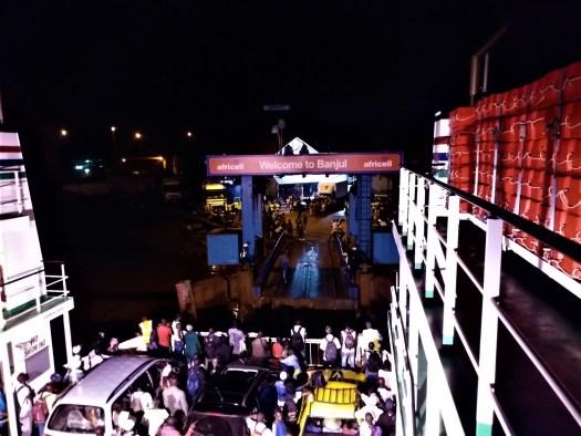 K in Motion Travel Blog. Banjul, Gambia