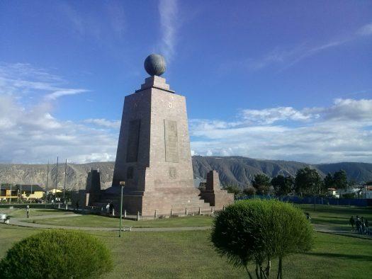 K in Motion Travel Blog. Ecuador - Journey to the Middle of the World. Monumento Mitad del Mundo, Quito, Ecuador