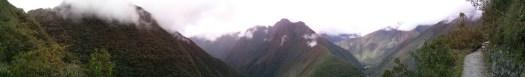 K in Motion Travel Blog. Adventures In Southern Peru. Inca Trail at Machu Picchu, in the Andes, Peru