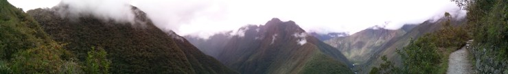 K in Motion Travel Blog. Adventures In Southern Peru. Inca Trail at Machu Picchu, in the Andes, Peru