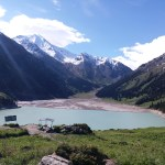 K in Motion Travel Blog. Things to Know About Kazakhstan. Big Almaty Lake