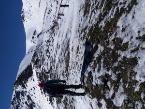 K in Motion Travel Blog. Almaty Kazakhstan. Tyan Shan Mountains Near the Border With Kyrgyzstan. Beginning of the Hike