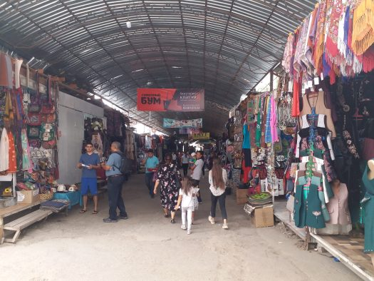 K in Motion Travel Blog. Things to Know About Kyrgyzstan. Jayma Bazaar, Osh