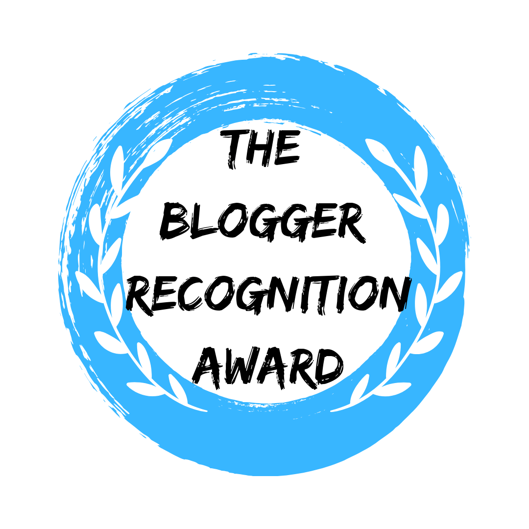 K in Motion Travel Blog. The Blogger Recognition Award