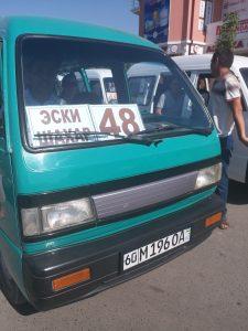 K in Motion Travel Blog. Things to Know About Uzbekistan. Mashrutka