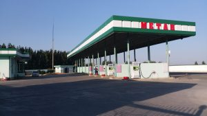 K in Motion Travel Blog. Things to Know About Uzbekistan. Gas Station