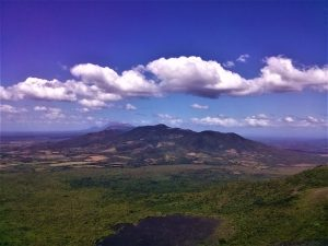 K in Motion Travel Blog. Love and Volcanoes in Nicaragua. Leon - Scenery FromCerro Negro