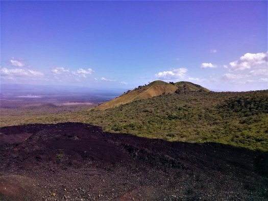 K in Motion Travel Blog. Love and Volcanoes in Nicaragua. Leon - Scenery Around Cerro Negro