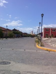 K in Motion Travel Blog. Love and Volcanoes in Nicaragua. Modern Granada