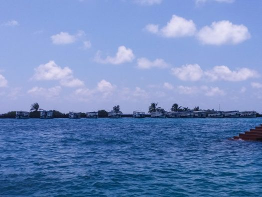 K in Motion Travel Blog. Travelling the Maldives on a Budget. Near the International Airport