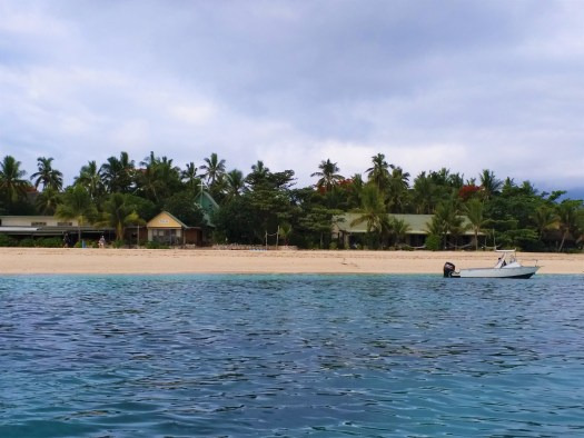 K in Motion Travel Blog. Friendliness and Festivities in Fiji. Beachcomber Resort, Mamanuca Islands