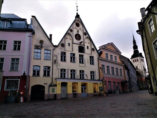 K in Motion Travel Blog. Discover Old and New Tallinn. Centre of the Old Town