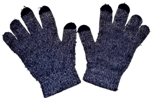 K in Motion Travel Blog. How to Prepare for Finland in the Winter. Touch Gloves