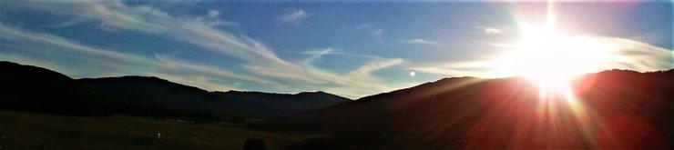 K in Motion Travel Blog. Around the World in Sunsets. Teralj National Park, Mongolia