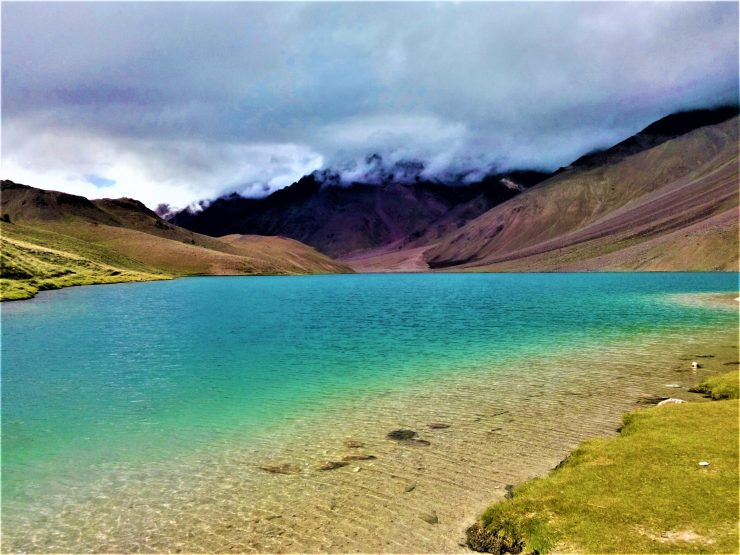 K in Motion Travel Blog. Mesmerising Lakes Around the World. Chandratal, Indian Himalayas