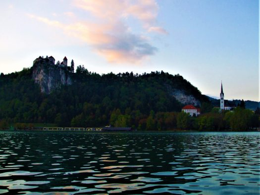 K in Motion Travel Blog. Mesmerising Lakes Around the World. Lake Bled in Slovenia