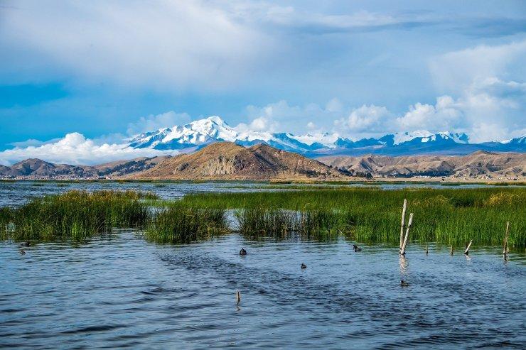 K in Motion Travel Blog. Mesmerising Lakes Around the World. Lake Titicaca