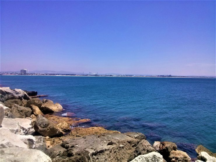 K in Motion Travel Blog. Historic and Natural Places to See in Northern Israel. Haifa Bay