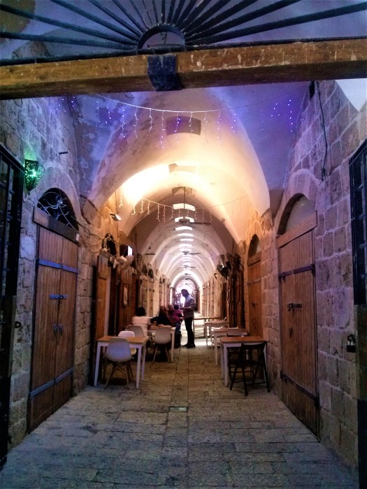 K in Motion Travel Blog. Historic and Natural Places to See in Northern Israel. Old Akko Market