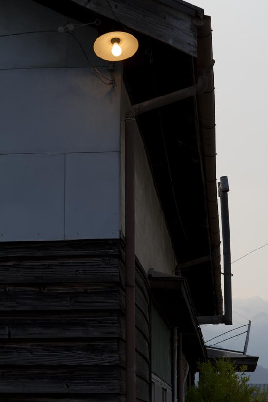 長野電鉄 村山駅 駅舎