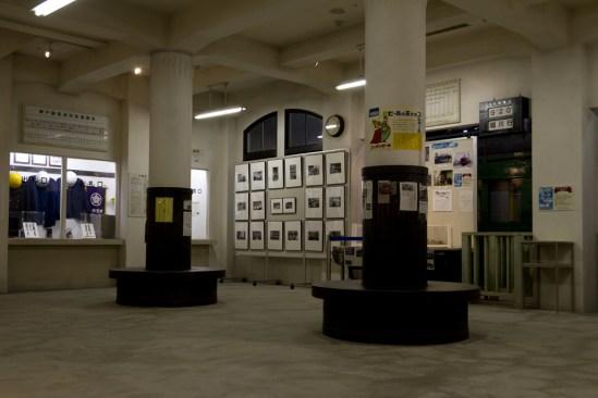 旧尾張瀬戸駅 待合室