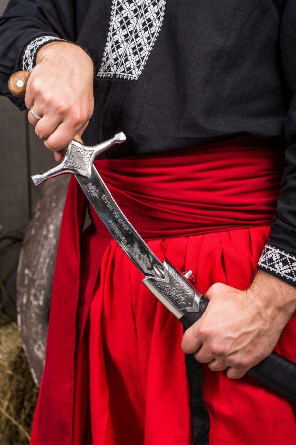 Козацька шабля, казацкая сабля, купить, заказать 44