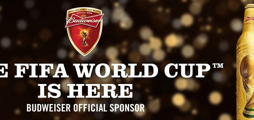 The winner of 2014 World Cup is beer advertising!