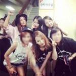 Wonder Girlsイェウン、久しぶりに元メンバーも交えての写真を公開!