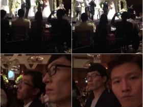 (パク・チュニョンの結婚式)キム・ジョングクの写真