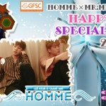 HOMME×MR.MR共演!~The Final~Happy X'mas Special Concert 2016 開催へ!