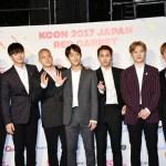 BTOB 編『KCON 2017 JAPAN』5/19レッドカーペット フォトレポート