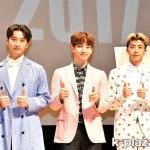 2PM ウヨン、ジュノ、チャンソン登壇!『2PM WILD BEAT』DVDリリース記念記者会見動画