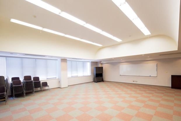 各種会議や研修に利用できる貸しスペース