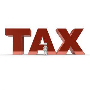 退職所得にかかる税金