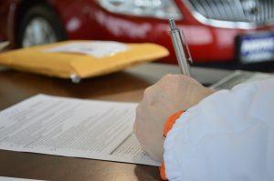 税金関係の届出書