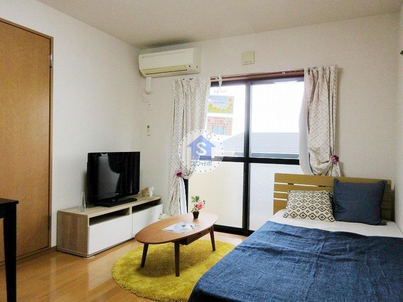 クレールアビタシオン301号室/設備充実・人気のRC造賃貸マンション
