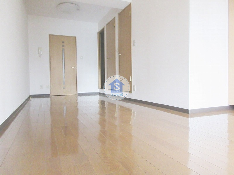 アクアタウンイーストⅠ203号室/設備充実でオートロック付賃貸マンション