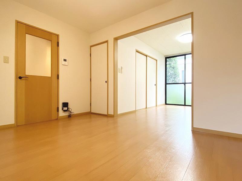 【川越スマサポ賃貸】パティオ南古谷107号室は成約致しました♪写真:有