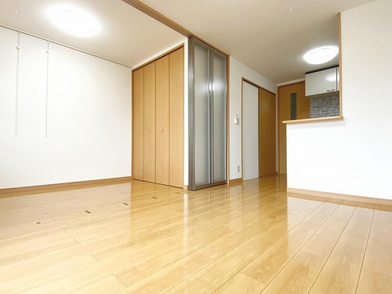 【川越スマサポ賃貸】イーハトーヴ諏訪201号室は成約致しました♪写真:有