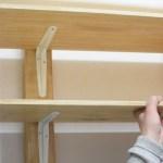 【DIY・後編】最終回・キッチン棚作り計画 * なんとか完成!の巻