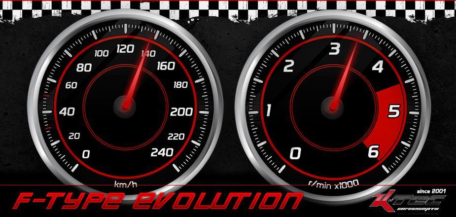 F-Type Evolution