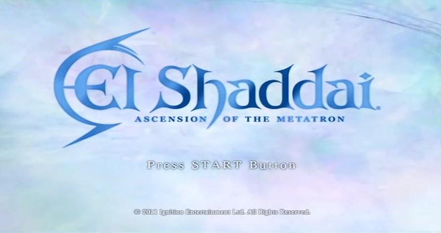 【エルシャダイ】トリガーハッピーが配信するEl Shaddai #1