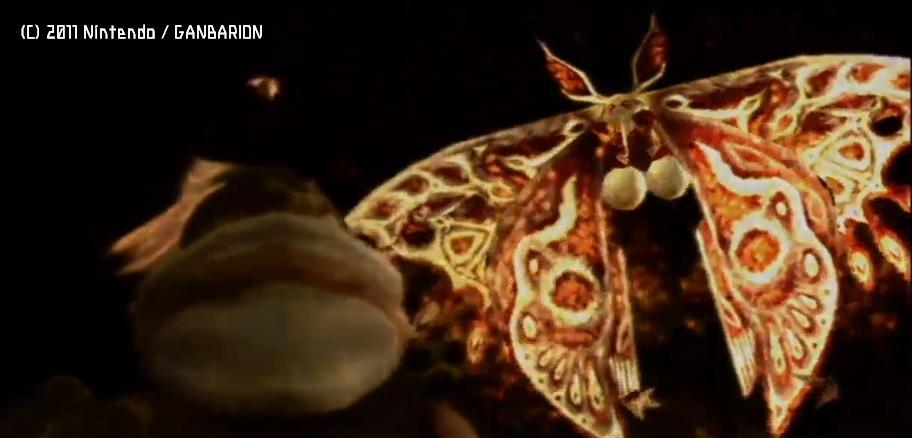パンドラの塔 女王蛾