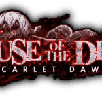 HOUSE OF THE DEAD ~SCARLET DAWN~の感想とか(システム編)