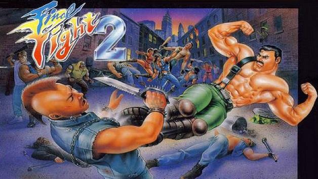 FINAL FIGHT2